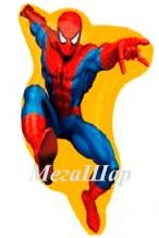 """№7.20. Воздушный шар """"Человек Паук"""", высота 84 см., стоимость 500 р."""