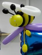 """№2.10 Пчела """"мини"""". Стоимость - 200 р."""
