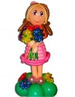 №2.34 Девочка из воздушных шаров - 1000 руб.