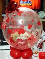 №2.18 Упаковка подарков в шар. Стоимость упаковки от 400 рублей)