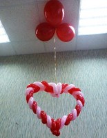 №14.22 Летающее сердце - 700 руб.