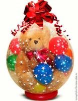 №14.09 Упаковка подарка в шар - 400 руб.