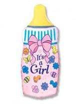 №15.12 Фольгированная бутылочка, 104 см. - 350 руб.