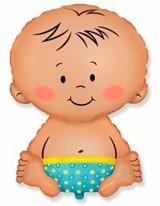 №15.31 Гелиевый малыш, 81 см. - 300 руб.