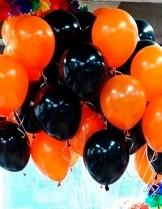 №8.19 Гелиевый шар, диаметр 30 см., с обработкой (летает 3-7 дней) - 37р., без обработки (летает 12 часов) - 32р. Гелиевый шар, диаметр 20-23 см., время полета 6 часов - стоимость 26р. Цвет шариков, любой!