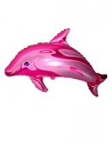 №7.31 Дельфин розовый или голубой, 61см., стоимость - 290 руб.