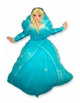 №7.32. Принцесса Эльза, 91см, стоимость - 330 руб.