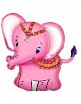 №7.51 Слоненок розовый или голубой, 81см., стоимость - 290 руб.