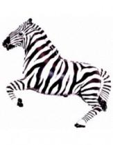 №7.61 Зебра черная, синяя или розовая, 105см., стоимость - 290 руб.