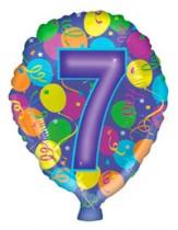 """№7.207 Цифра """"7"""", 46см., стоимость - 150 руб."""