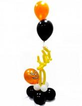 №8.07. Фигура из воздушных шаров на хеллоуин - 294 руб.