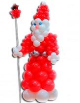 №9.34.  Дед мороз (высота 2 метра), стоимость - 1950 рублей.