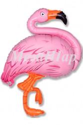 """№14.44. Воздушный шар """"Фламинго"""", высота 122см., стоимость 400р"""
