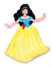 """№7.21. Воздушный шар принцесса """"Леди Бант"""", высота 92 см., стоимость 330 р."""