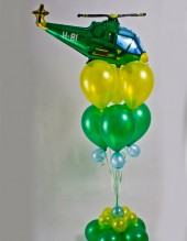 №11.18 Стоимость фонтана - 565р., шарики с обработкой.