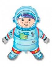№7.34. Воздушный шар Космонавт, высота 81 см., стоимость 300р.