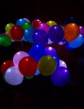 №10.53. Светящиеся шары 90 руб.\шт.
