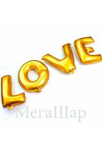 """Надпись """"love"""", высота 41см., наполняется воздухом. Стоимость - 290р."""