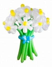 №1.23. Букет из 15-и цветов - 750 р. Цвет любой, высота 1.2м.