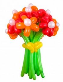 №1.21 Букет из 11 цветов - 550р. Цвет любой, высота 1.2м.