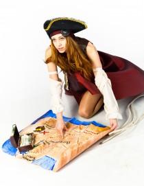 Пиратка. Длительность программы 45-50 мин., стоимость - 2500 руб.