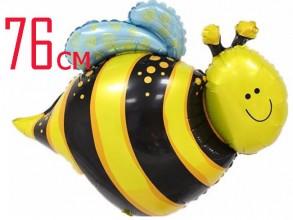 """№7.67. Гелиевый шар """"Пчелка"""" - 390р."""