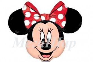 """№7.38. Воздушный шар """"Микки"""", высота 84 см., стоимость 500р."""