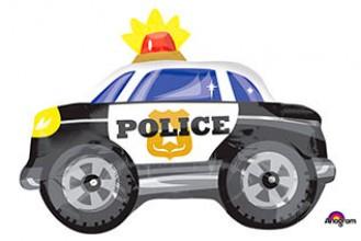 """№7.66. Гелиевый шар """"Полицейская машина"""" - 450р."""